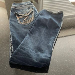Silver jeans low rice